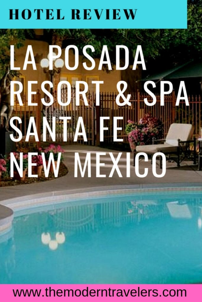 La Posada is an excellent choice for accommodations in Santa Fe. It's a beautiful property with luxury amenities and unique historic surroundings. The location is perfect for exploring the town and offers easy access to the Plaza where you can stroll, shop, and find great places to dine. Luxury hotel Santa Fe New Mexico, La Posada Review, Where to stay in Santa Fe, Best hotels in New Mexico