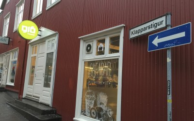 Glo: Healthy Food in Reykjavik