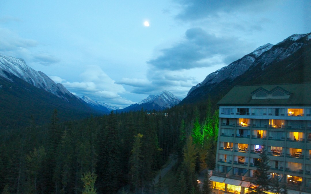 BANFF Canada: Where to STAY,  Where to EAT