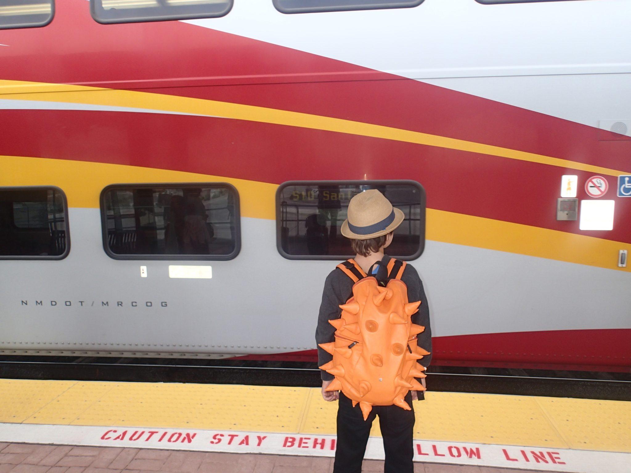 Rail Runner New Mexico