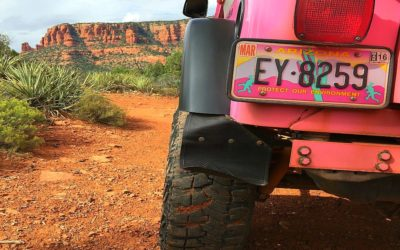 Pink Jeep Tours, Sedona: Magnificent Views and Good Fun