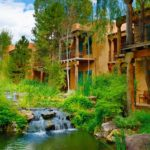 El Monte Sagrado Hotel Review, Taos New Mexico