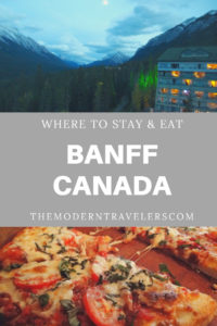 Bear Street Tavern Banff, Rimrock Hotel Banff, Luxury Hotel Banff, Where to stay and eat in Banff Canada, Best Hotel in Banff, Best Pizza in Banff, Where to eat and drink in Banff, Canada, Canada Travel.