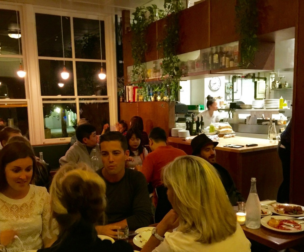 Ask For Luigi Vancouver, BC Italian Restaurant Review via The Modern Traveler, Where to Eat in Vancouver, BC, Best Places to Eat in Vancouver Canada, Best Italian Food in Vancouver