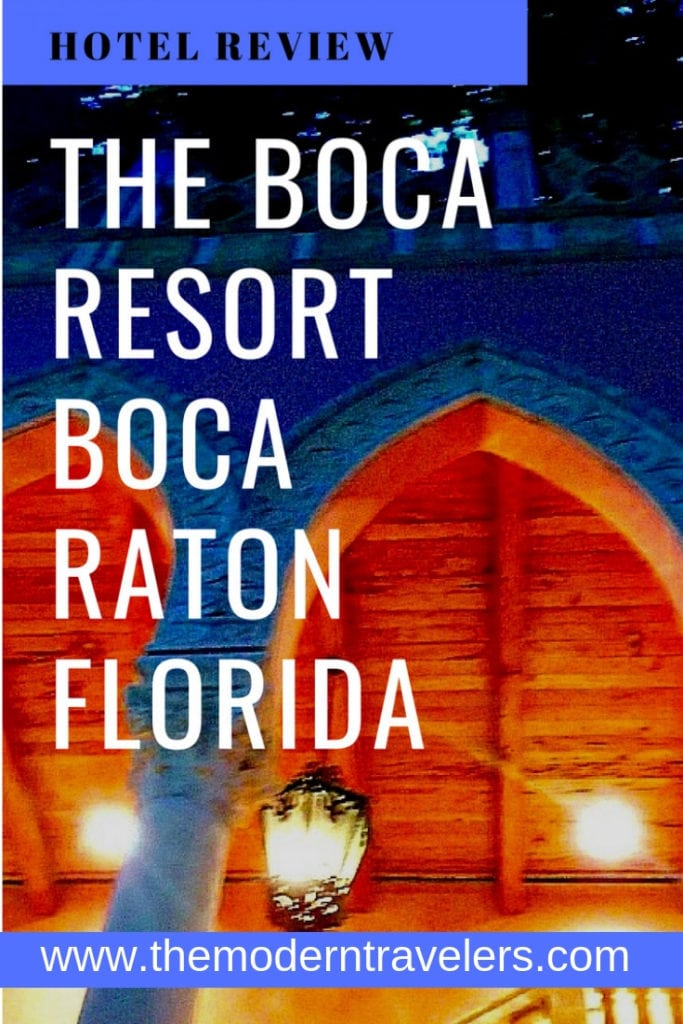 The Boca Resort and Club is a sprawling property that will surprise you with fabulous food, gorgeous rooms, and a spectacular spa experience.. Where to stay in Boca Raton, Best Florida Hotels, Where to vacation in Florida, Boca Resort Review.