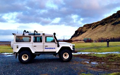 SuperJeep Tour: South Iceland