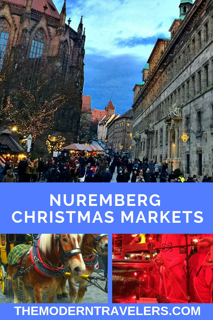 The Nuremberg Christmas Market, aka Christkindlesmarkt, is perhaps the most famous and largest in the world. Located in Nuremberg's Old Town,