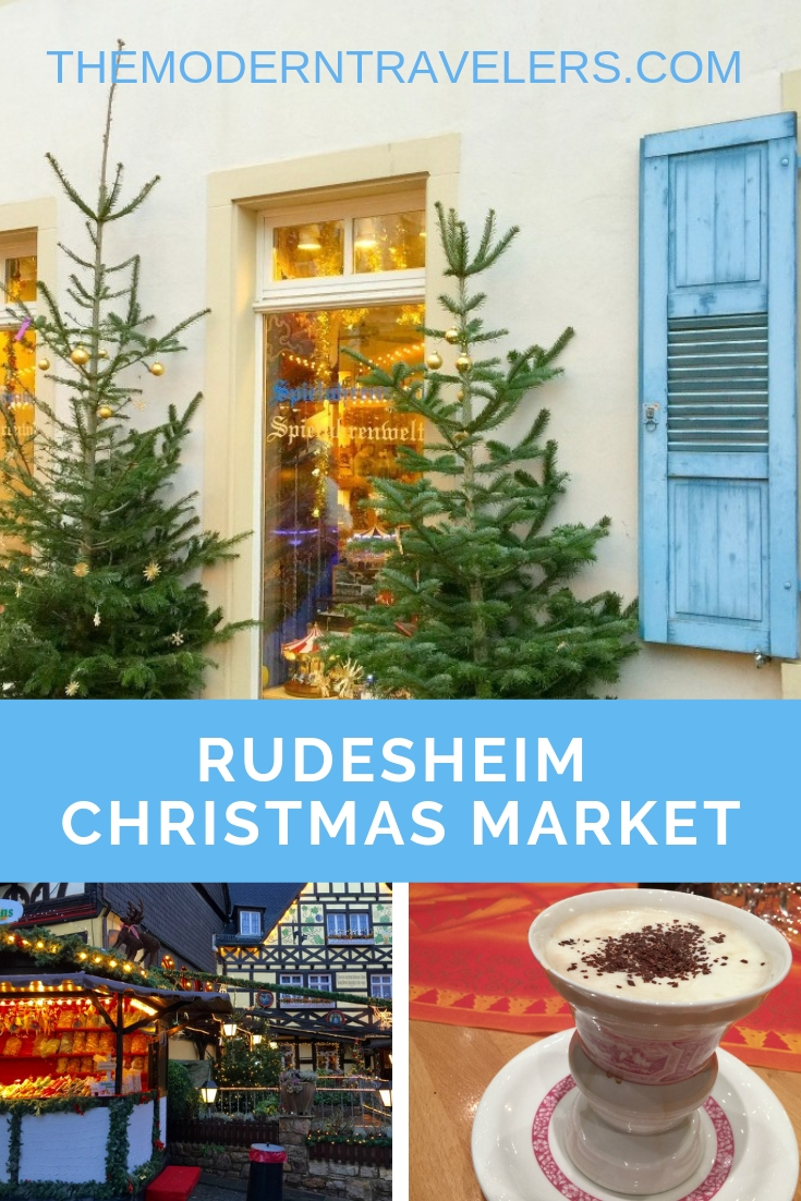 What it's like at the Rudesheim Christmas Market in Germany, European Christmas Markets, What to see in Rudesheim at Christmastime