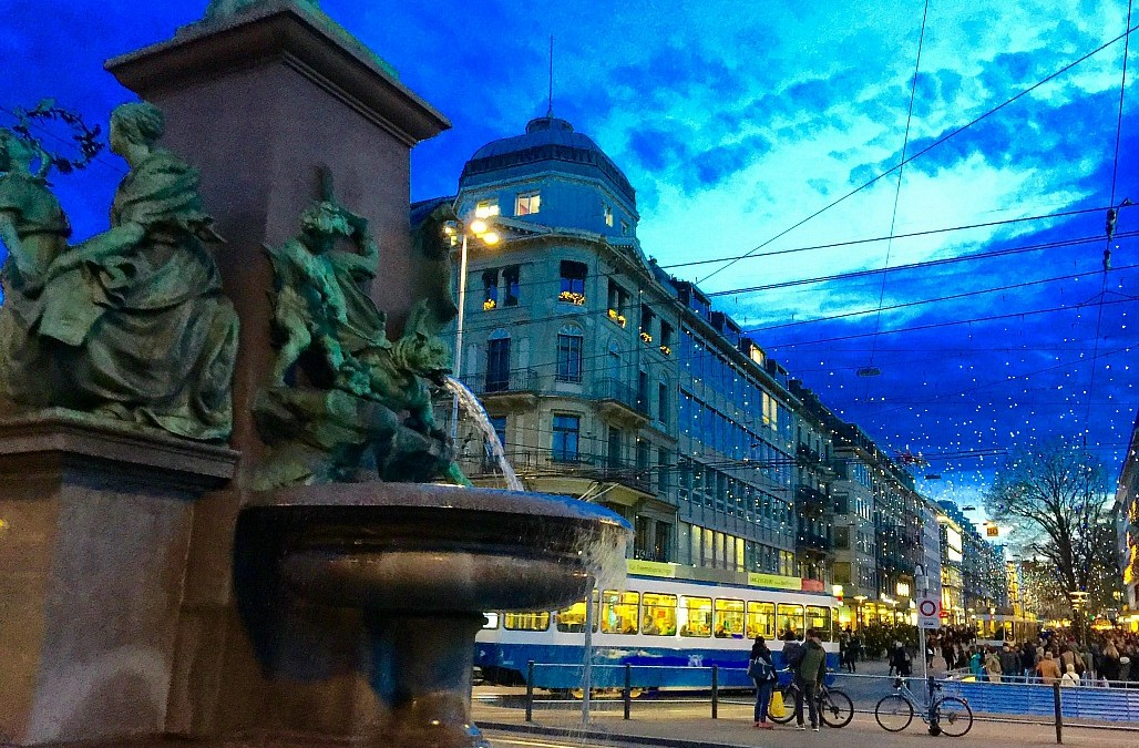 Christmastime in Zurich is Magical: Where to go, What to See