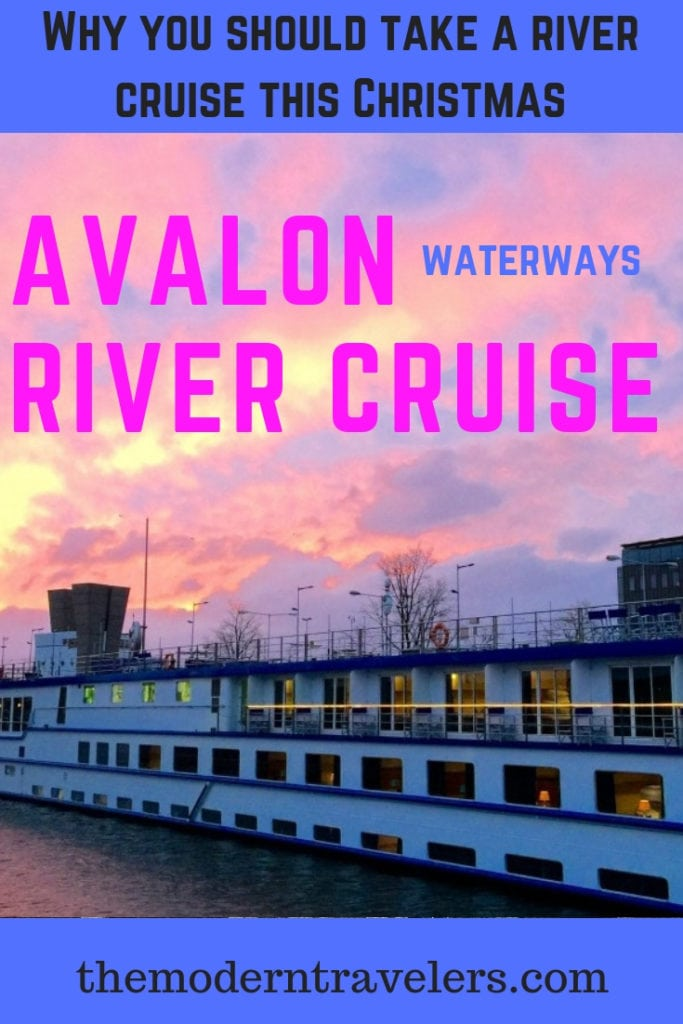 Why you should take an Avalon Waterways Christmas River Cruise, Winter Travel, Christmas River Cruise, Avalon River Cruise Review