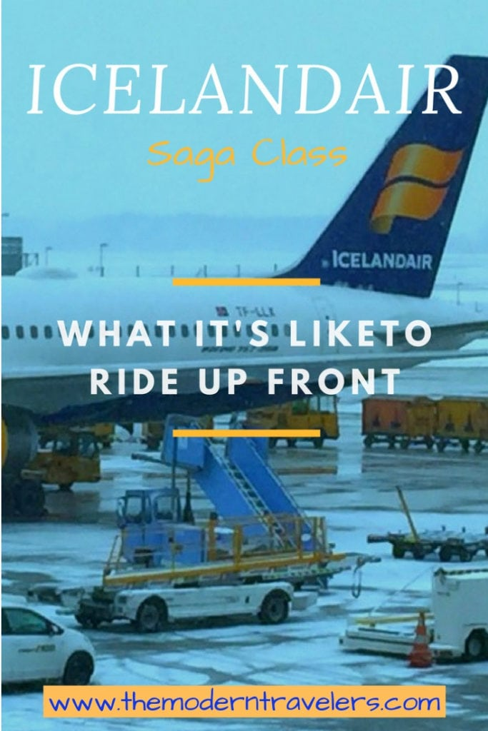 Should you spring for Icelandair Saga Class? This is what it's like to fly up front. Saga Class Icelandair. Travel to Iceland. Reykjavik. How to get to Iceland. Best way to get to Iceland.