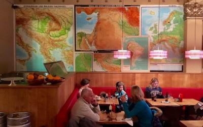 Laundromat Cafe, Reykjavik Iceland