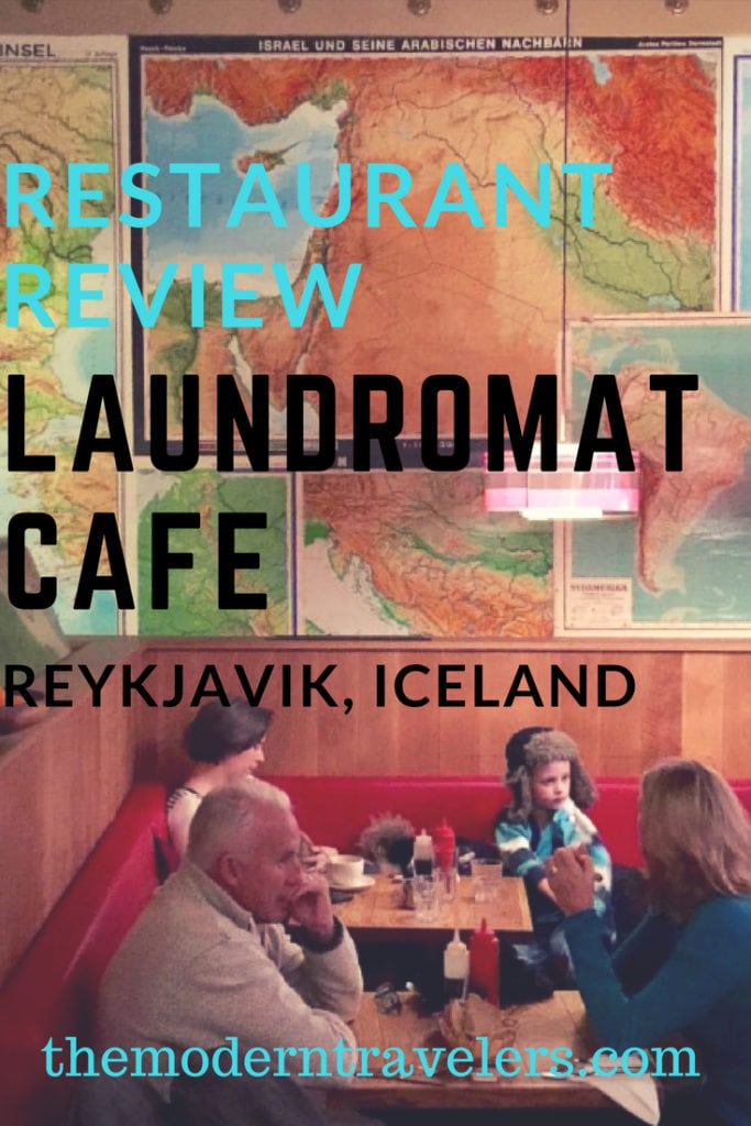 Laundromat Cafe, Reykjavik - Restaurant Review. If you go to Reykjavik, you have to go to the Laundromat Cafe. Excellent coffee, yummy veggie burgers, and a bright, happy atmosphere with great music. What to do in Reykjavik, where to eat in Reykjavik, Reykjavik Cafes. The Modern Traveler