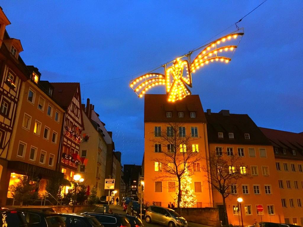 nuremberg christmastime