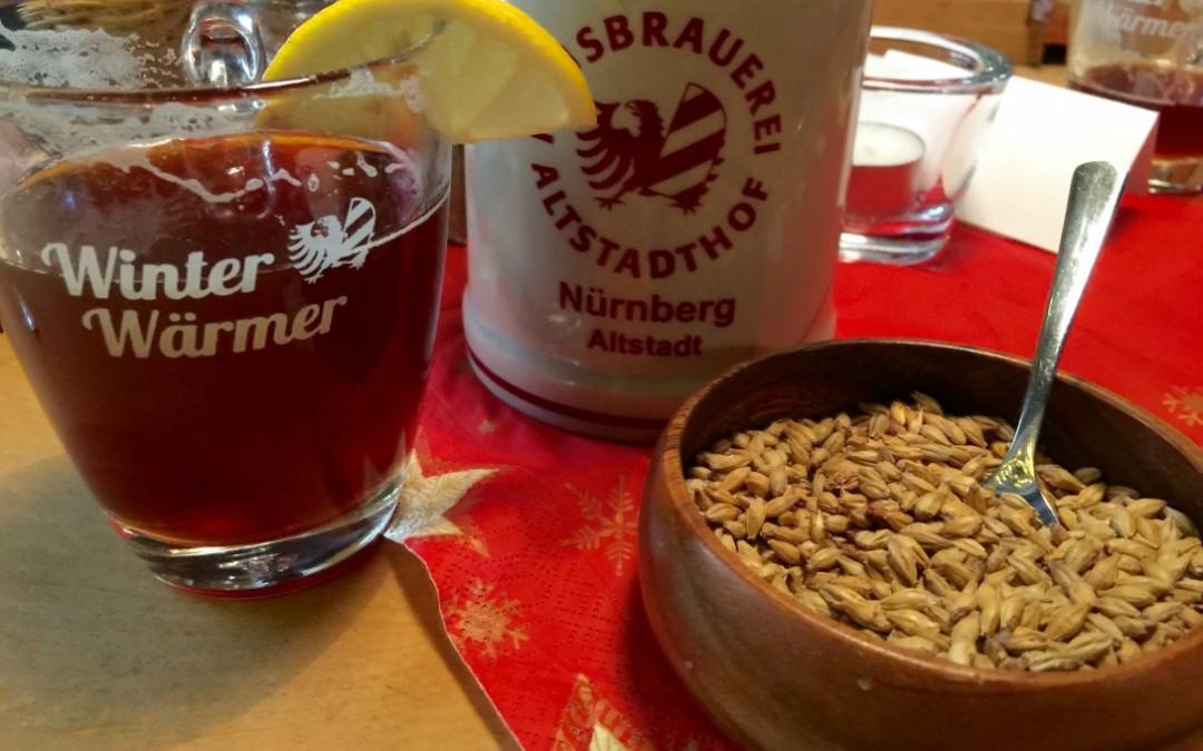Nuremberg Organic Brewery: Hausbrauerei Altstadthof