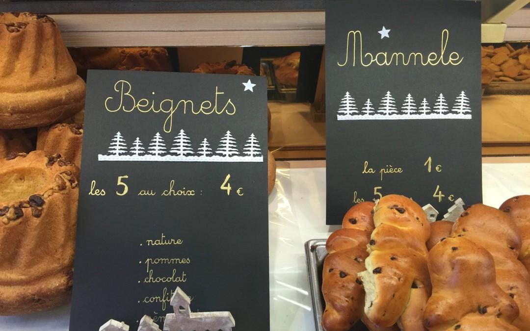 Christmastime in Strasbourg, France