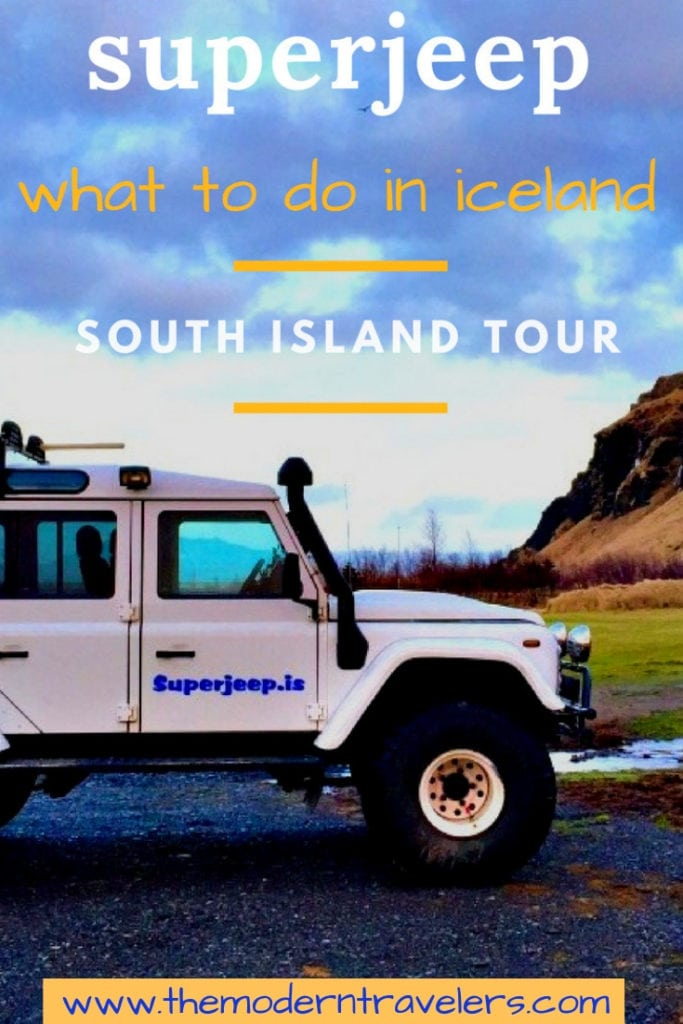 SuperJeep Iceland South Island Tour Review. My time with SuperJeep was my favorite while in Iceland. What to do in Iceland, things to do in Reykjavik, Best things to do in Iceland..