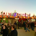 Tollwood Christmas Market Munich: Heads up Vegetarians!