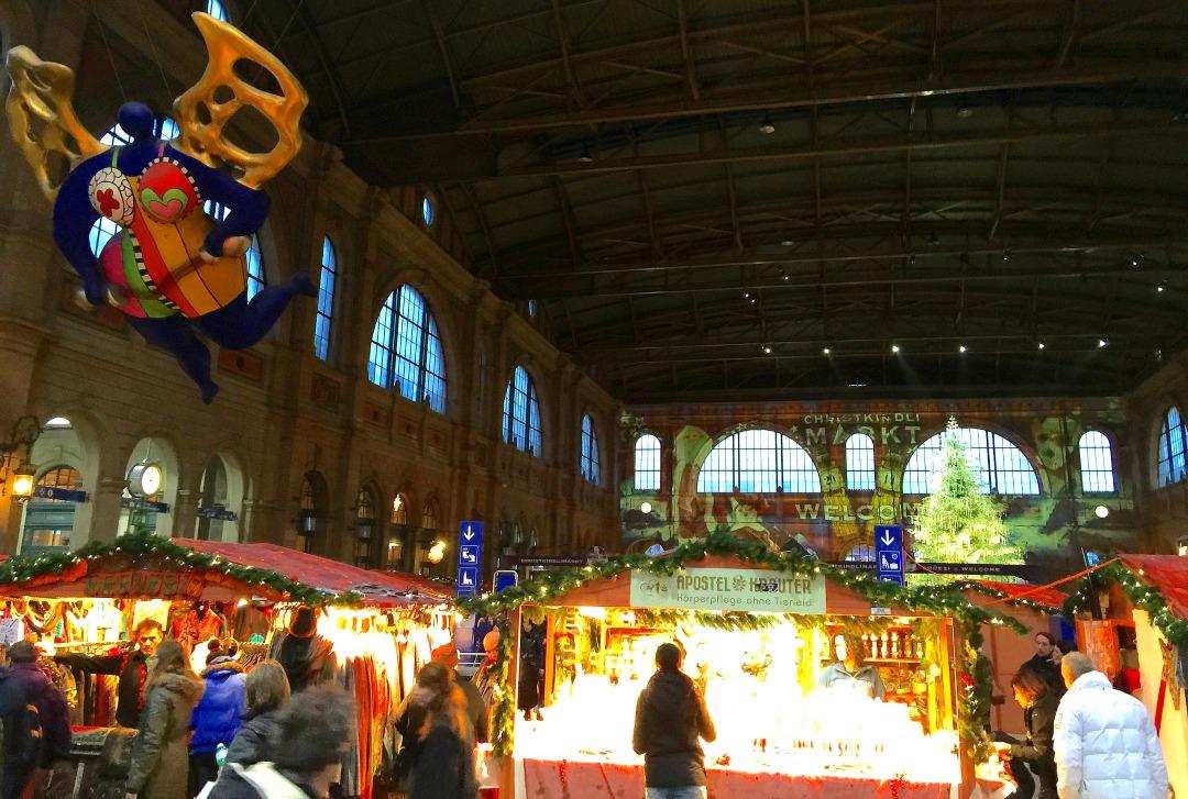 Zurich Christmas Markets - The Modern Travelers