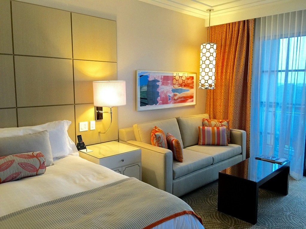 FS Orlando Room Four Seasons Orlando Hotel Review. Where to stay in Florida, Best Hotels in Orlando.