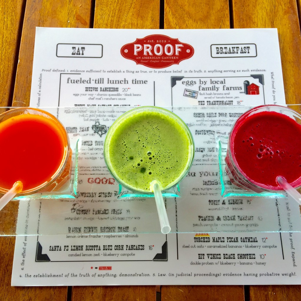 proof four seasons scottsdale juice