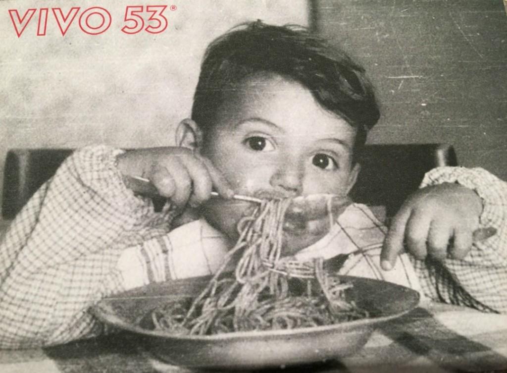 Vivo 53 Bellevue Spagetti Boy
