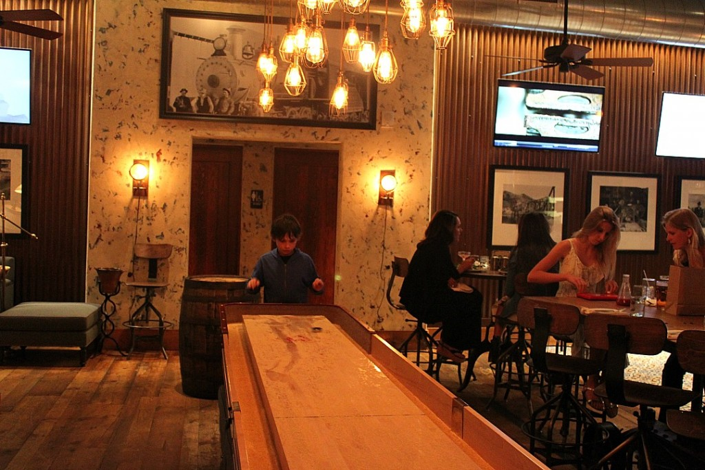 four seasons scottsdale proof table shuffleboard