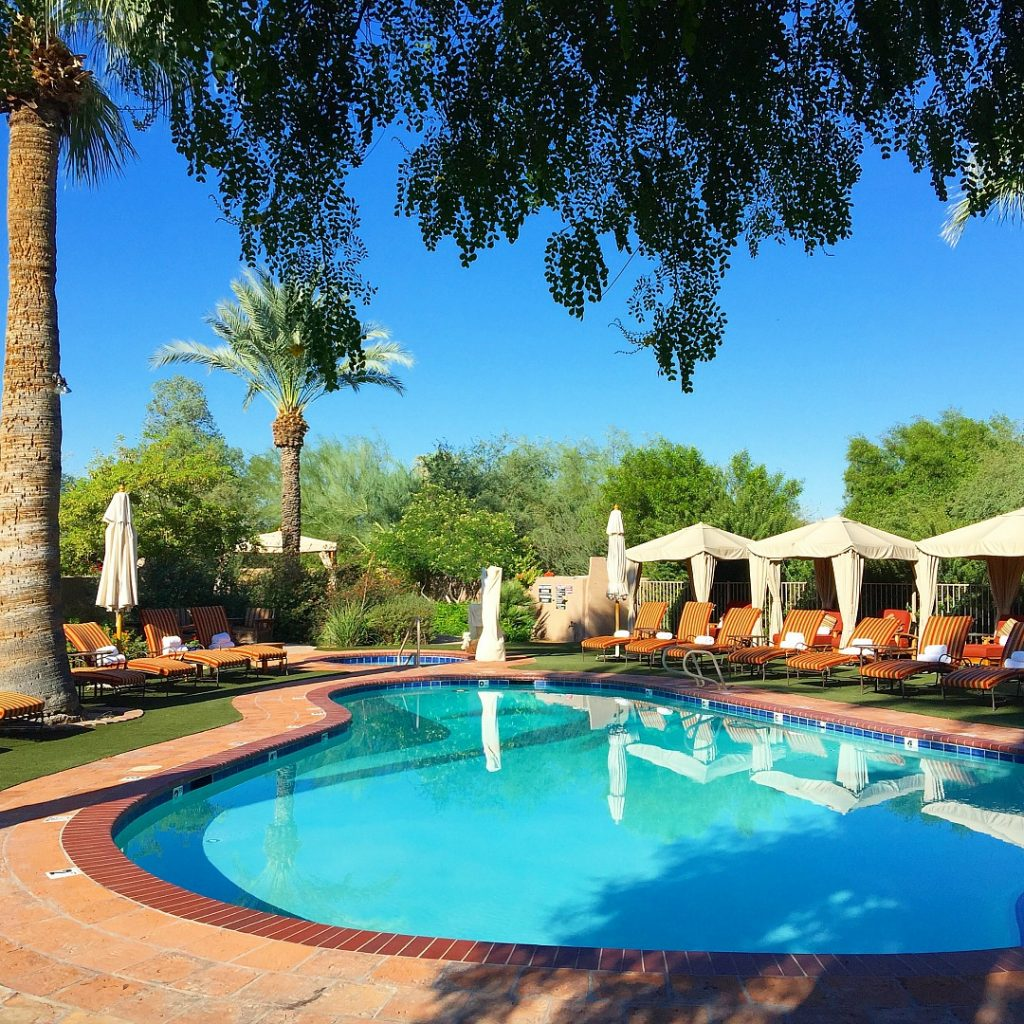 The Hermosa Inn is easily one of my favorite properties. I totally fell in love with it and will be recommending it to everyone I know. Hotel Review: Hermosa Inn, Scottsdale, AZ. Where to stay in Scottsdale, Best hotels in Scottsdale.