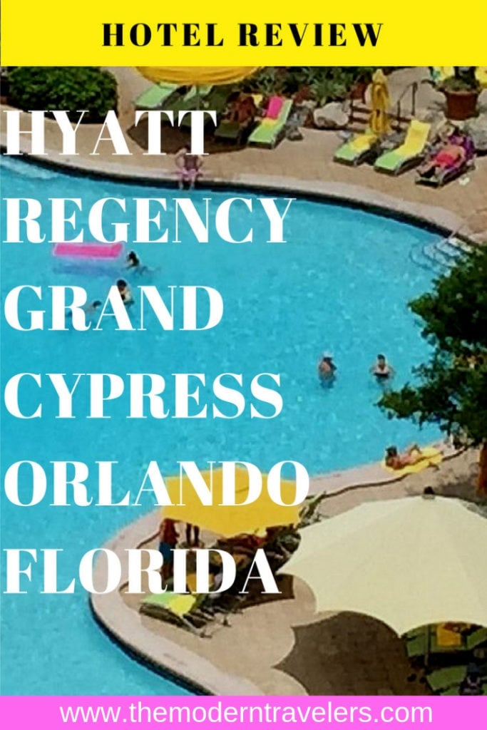 The Hyatt Regency Grand Cypress offers something for everyone in the family, provides transportation to theme parks and an alternative to them. Hyatt Regency Grand Cypress Review, Where to stay in Orlando Florida, Best hotels in Orlando, Dog Friendly Hotel Orlando Florida.