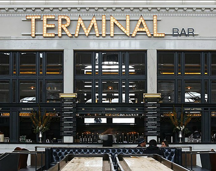 The Crawford Hotel Denver, Colorado Review. The Crawford is a unique, spectacular luxury hotel in my favorite Denver location: Denver Union Station. This hotel is an absolute must for your Denver holiday. Where to stay in Denver, What to do in Denver, Best hotels in Denver Colorado. Terminal Bar