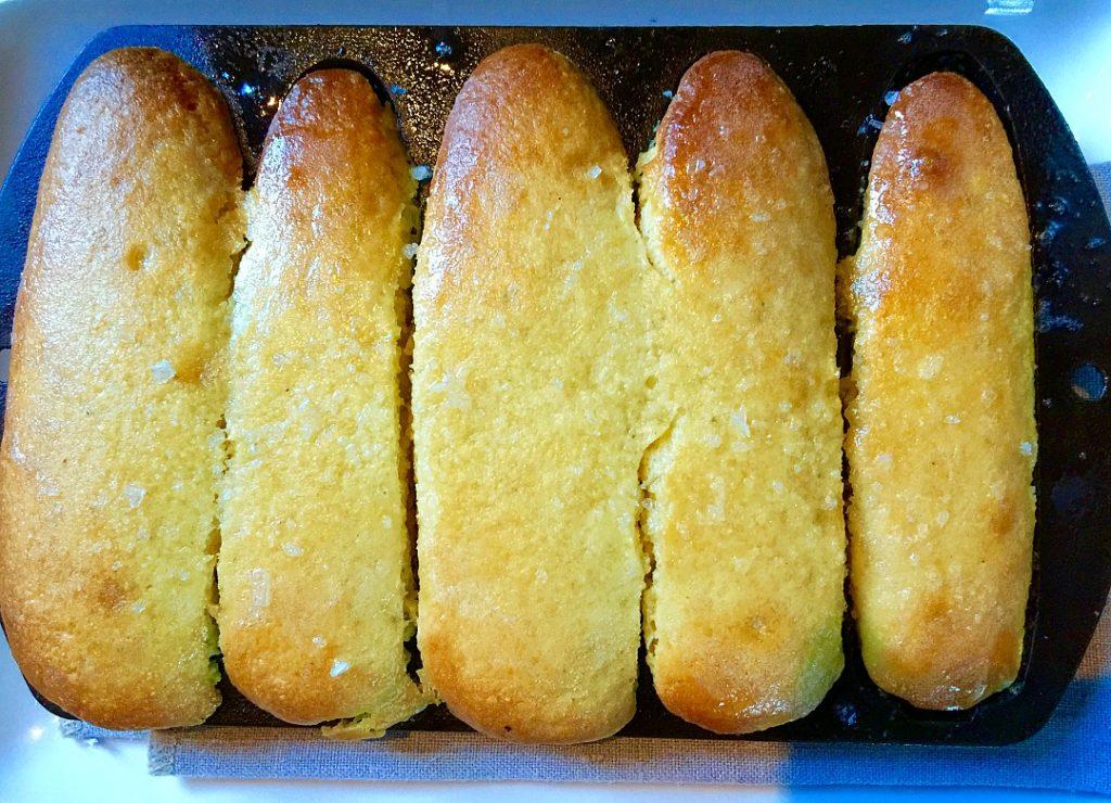 stoic & genuine cornbread