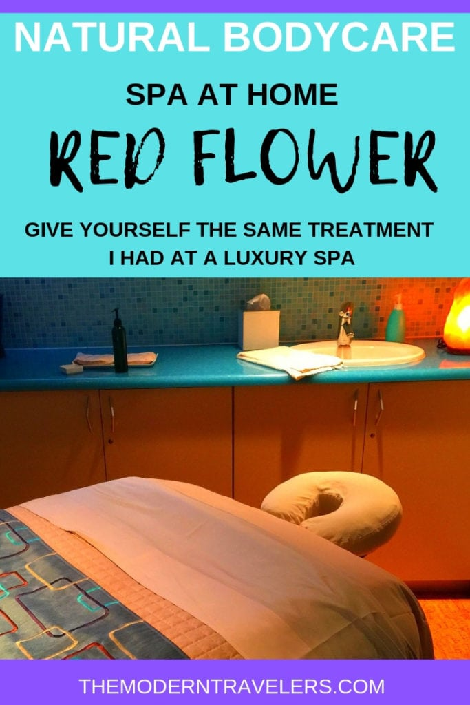 Red Flower Hammam Review. Give yourself a five star luxury treatment at home.