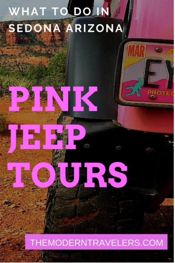 Pink Jeep Tours Review Sedona Arizona. I'm always up for a jeep tour. The more interesting the geography, the better, and Sedona is one place that begs for jeep travel. Pink Jeep Tours are a Sedona classic and unless you've rented your own jeep, you really should do a tour to see the area from this perspective. It's a blast. What to do in Sedona, Best things to do in Sedona.