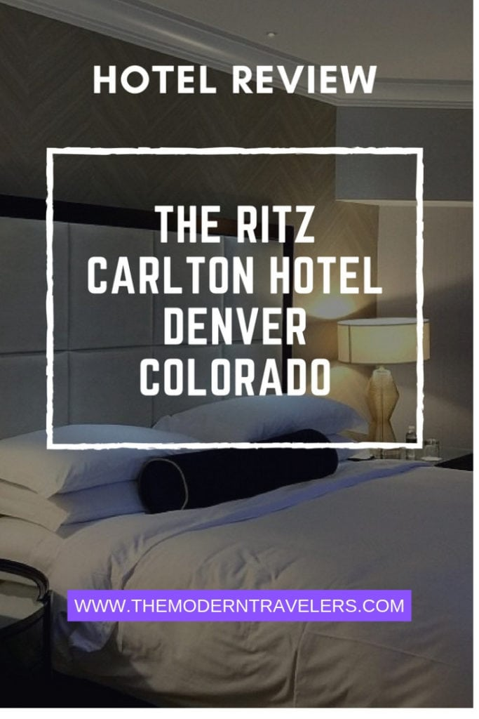 Ritz Carlton Hotel Denver Review. I've stayed here twice and I Iove this luxurious hotel! Hot tip: you have to get the Beer Spa Treatment! Where to stay in Denver Colorado, Best Denver Hotels, @ritzcarlton