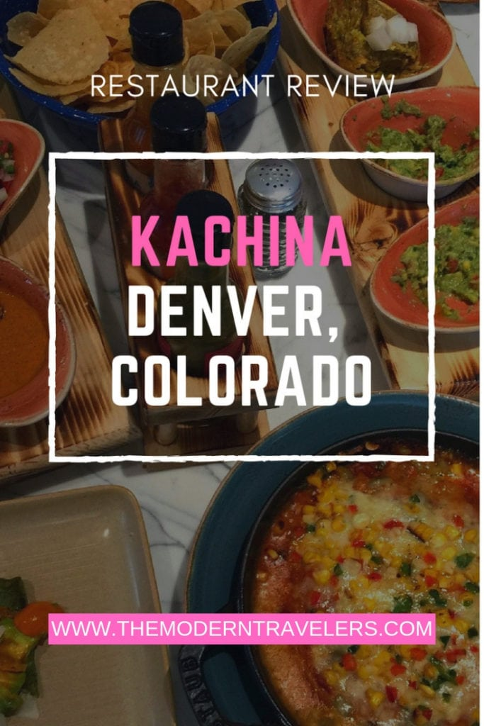 Kachina Southwestern Grill, Denver Colorado Restaurant Review. LOVED Kachina! It's bright and fresh and colorful in atmosphere and flavor! Where to eat in Denver, What to do in Denver, Best restaurants in Denver, Colorado