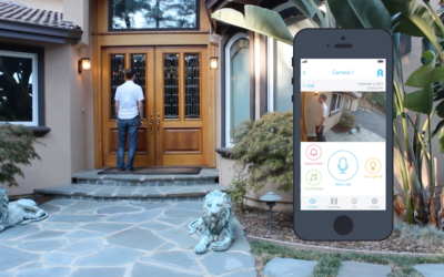 Maximus Coach Outdoor Smart Security Light