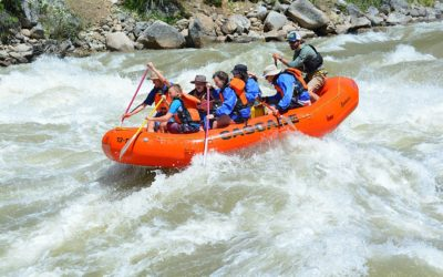 River Rafting with Cascade Raft & Kayak, Idaho