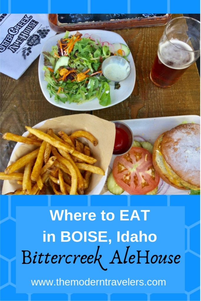 Bittercreek Alehouse, Boise. Where to eat in Boise, Best food in Boise, Farm to Table food Boise