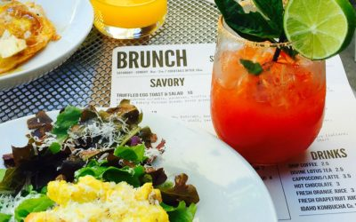 Brunch: Modern Hotel and Bar, Boise
