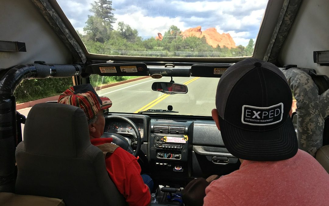 Adventures Out West Jeep Tour Review, Colorado Springs
