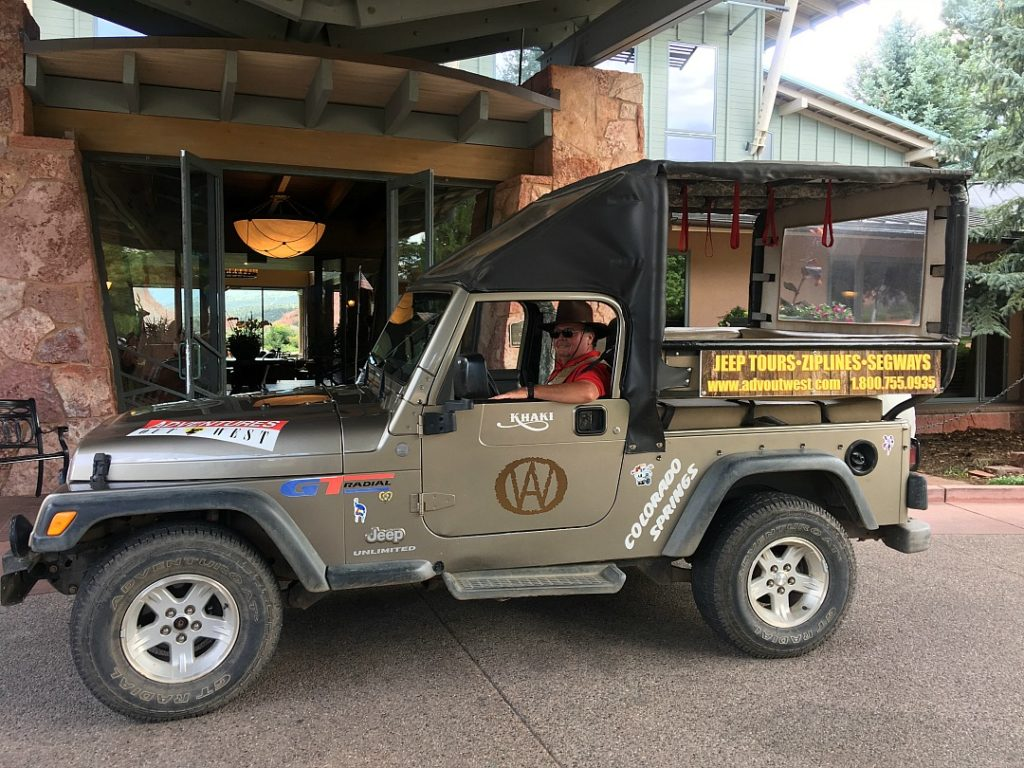 An Adventures Out West Jeep Tour is a great way to get an overview of important Colorado Springs sights like Garden of the Gods Park and Manitou Springs. What to do in Colorado Springs, Best activities Colorado Springs, Things to do Colorado Springs, Jeep tours Colorado