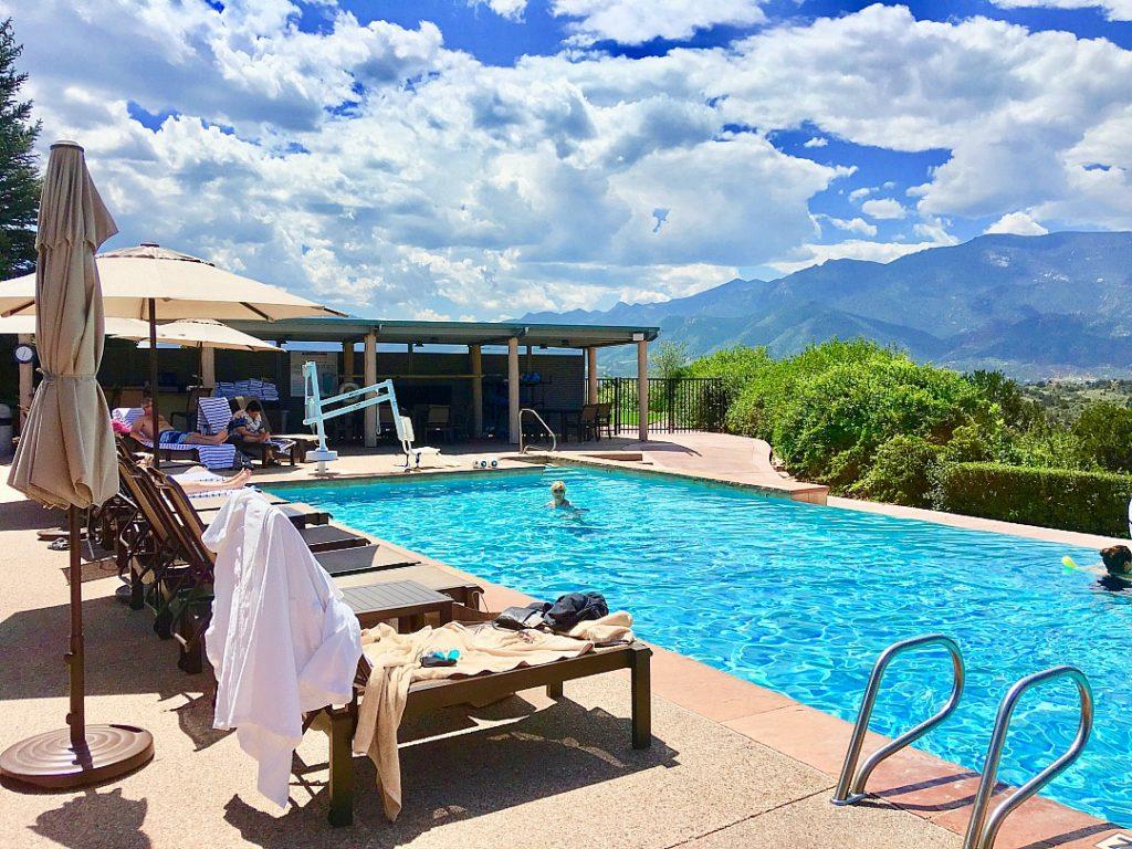 Garden of the Gods Club & Resort, Colorado Springs - The Modern Traveler Luxury Hotel Colorado Springs, Best View Colorado Springs, Best Spa Colorado Springs