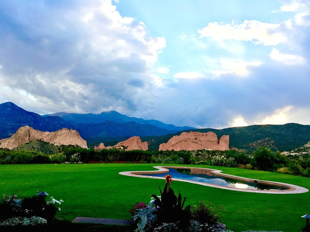 Garden of the Gods Club & Resort, Colorado Springs - The Modern Traveler Luxury Hotel Colorado Springs, Best View Colorado Springs, Best Spa Colorado Springs