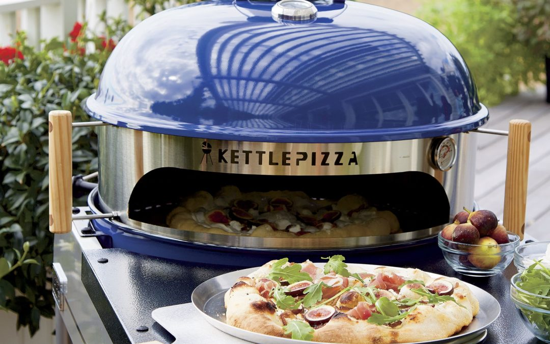 Kettle Pizza: Make Pizzeria Quality Pies on Your Grill