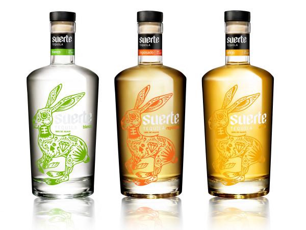 Suerte Tequila: New Years Good Luck