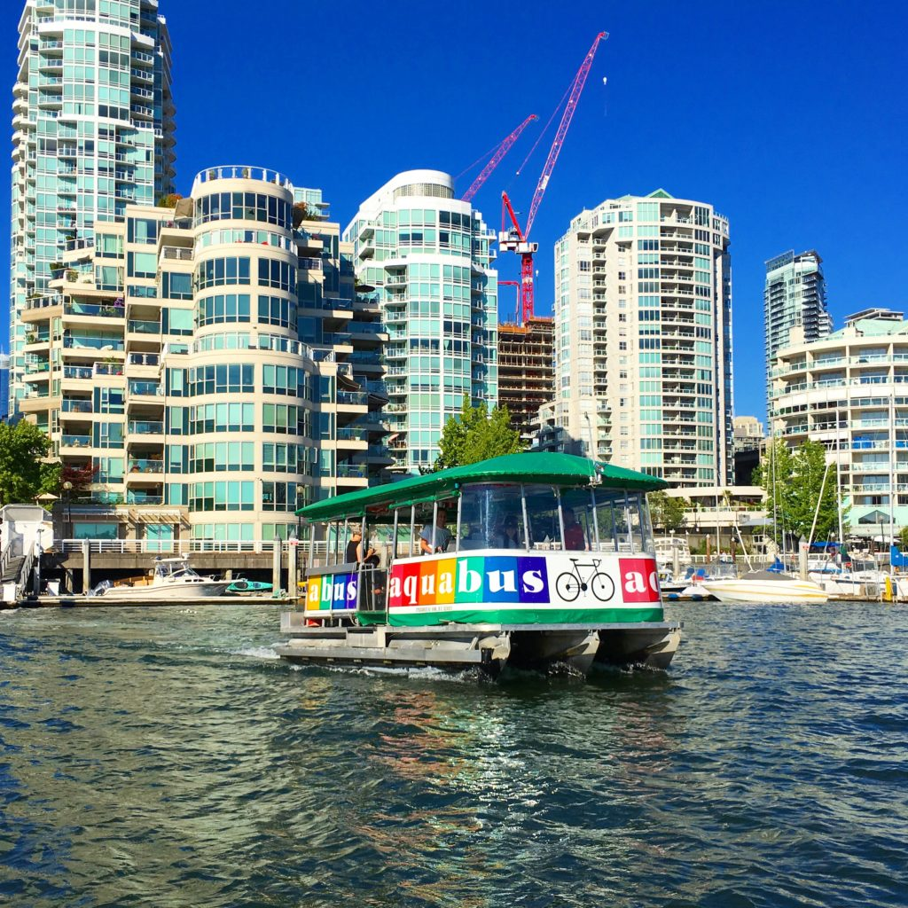Sea Vancouver Zodiac Tour Review When I'm traveling, I love to get different perspectives of the destination. Seeing Vancouver via Zodiac boat is a thrill. What to do in Vancouver BC, best things to do in Vancouver, BC.