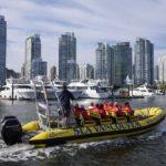 Sea Vancouver Zodiac Tour