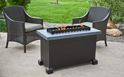 Camp Chef Monterey Fire Table: Make Your Patio Luxurious