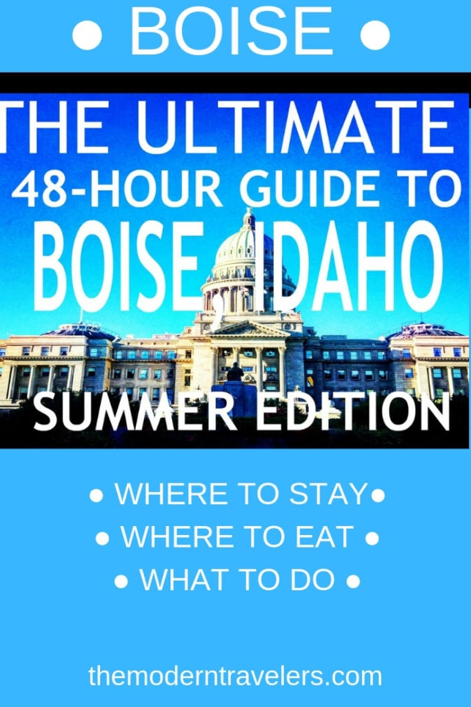 Ultimate Guide to Boise, Idaho, Best things to do in Boise, Idaho, What to do in Boise, Things to do in Boise, Idaho