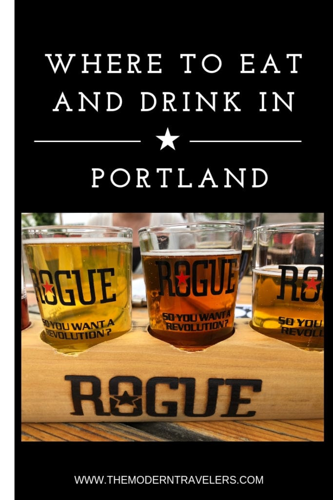 Rogue Pearl Public House, Portland Where to eat and drink in Portland, Best beer in Portland, Oregon, Portland Brewpubs, What to do in Portland, Best things to do in Portland